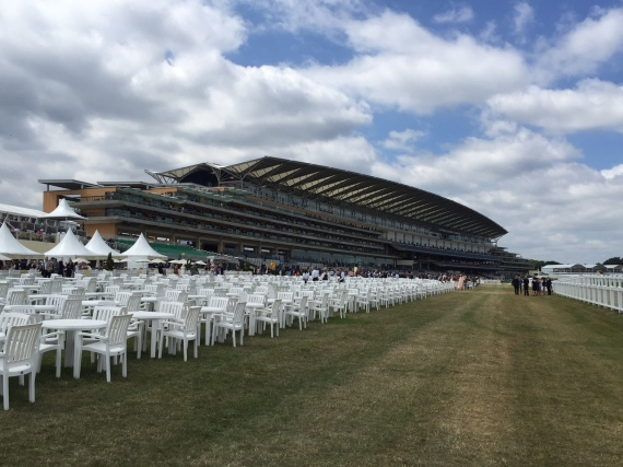 It's goodbye Royal Ascot from me for another year.